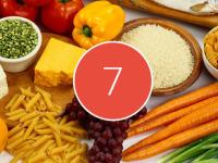 7 золотых правил здорового питания